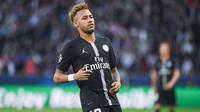 Neymar et les Parisiens ont arraché l'égalisation dans le temps additionnel grâce à un but d'Angel Di Maria.