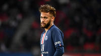 Neymar a manqué les quatre premières journées de Ligue des champions.