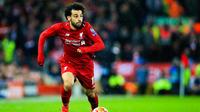 Mohamed Salah et les Reds de Liverpool reçoivent Porto à Anfield.