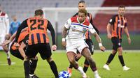 Memphis Depay et les Lyonnais n'ont besoin que d'un match nul pour se qualifier pour les 8es de finale.