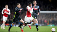 Arsenal s'était imposé à domicile face à Naples au match aller (2-0).