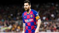 Lionel Messi n'écarte pas l'idée, en fin de carrière, de pouvoir jouer aux Newell's Old Boys.