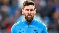 Lionel Messi succède au boxeur américain Floyd Mayweather.