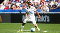 Houssem Aouar et les Lyonnais restent sur sept matchs sans victoire toutes compétitions confondues.