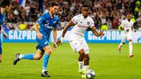 Thiago Mendes et les Lyonnais avaient été accrochés au match aller.