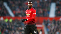 Paul Pogba et les Mancuniens n'occupent que la 6e place en Premier League à 19 points du leader Liverpool.