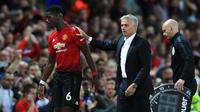 Le torchon brûle depuis plusieurs mois entre Paul Pogba et José Mourinho.