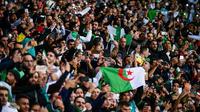 La France et l'Algérie se sont affrontées qu'à une seule reprise.