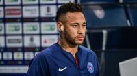 Neymar était à Barcelone pour entamer son protocole de soins.