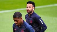 Neymar est suspendu pour les trois premiers matchs de Ligue des champions.