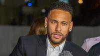 Neymar avait rejoint la plaignante dans un hôtel parisien.