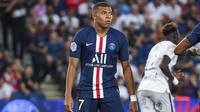 Kylian Mbappé devrait manquer le début de la Ligue des champions.