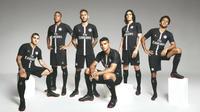 Le club de la capitale a signé un contrat inédit avec la marque Jordan.