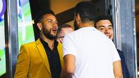 Neymar a assisté à la finale de la Copa America au Brésil.