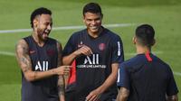 Neymar a tourné la page de son transfert avorté à Barcelone.