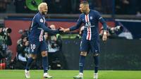 La valeur total de Neymar et Kylian Mbappé est estimée à 410 millions d'euros.