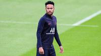 Neymar est sous contrat avec le PSG jusqu'en 2022.