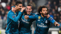 Grâce notamment à son incroyable retourné, Cristiano Ronaldo a permis au Real Madrid de surclasser la Juventus Turin.