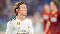 Luka Modric souffre d'une blessure musculaire à l'adducteur de la jambe droite.