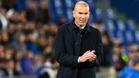 Zinedine Zidane dispose de plus de 500 millions d'euros pour renouveler son effectif.