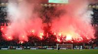 Plusieurs incidents ont émaillé les dernières journées de Ligue 1, notamment à Bordeaux et Saint-Etienne.