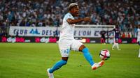Clinton Njie a été titulaire lors de la 1ère journée de Ligue 1 contre Toulouse.
