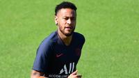 Neymar a participé normalement à la dernière séance d'entraînement du PSG.