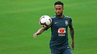 Neymar est resté à Paris après son retour avorté à Barcelone.