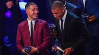 Eden Hazard et Kylian Mbappé bientôt réunis sous le maillot du Real Madrid ?