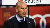 Zinedine Zidane est annoncé depuis plusieurs semaines du côté de Manchester United à la place de José Mourinho.