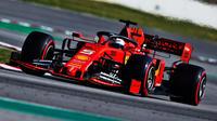 Sebastian Vettel et Ferrari restent sur deux victoires en Australie.