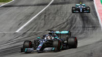 Lewis Hamilton a repris la tête du championnat du monde.