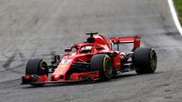 Sebastian Vettel est revenu à 17 points de Lewis Hamilton grâce à sa victoire en Belgique.