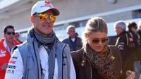 Michael Schumacher poursuit sa longue convalescence depuis son domicile en Suisse.