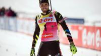 Martin Fourcade est l'actuel leader de la Coupe du monde de biathlon.