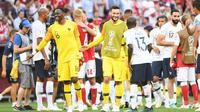 L'équipe de France a terminé en tête de son groupe avec deux victoires et un match nul.
