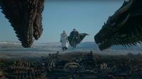 Les dragons sont de retour dans la saison 8 de Game of Thrones.