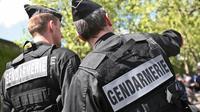 Le nudiste a été interpellé par les gendarmes