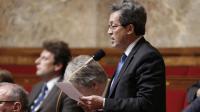 Le député Les Républicains Georges Fenech, lors d'une session de questions au gouvernement à l'Assemblée, le 20 juillet 2016.