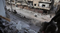 Les frappes du régime syrien ont détruit de nombreuses habitations à la Ghouta orientale.