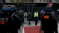 Les organisateurs de la manifestation qui a dégénéré en violences samedi à Paris, lors du premier anniversaire des «gilets jaunes», ont fustigé mardi 19 novembre la gestion de la préfecture de police.