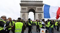 L'acte IX, samedi dernier, a été marqué par un regain de mobilisation, à Paris et ailleurs.