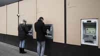 Des appels à retirer l'argent des banques ont été lancées par des gilets jaunes.