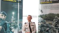 Général Frédéric Blachon, sous-directeur recrutement de l'armée de Terre