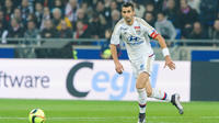 Maxime Gonalons et les Lyonnais se déplacent sur la pelouse de Bastia pour cette 23e journée de Ligue 1.