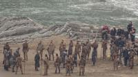 Plusieurs héros de la série sont présents, parmi lesquels Jon Snow.