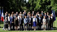 Une trentaine de ministres et secrétaires d'Etat tiendront des réunions publiques le 17 mai.
