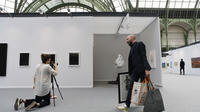 L'exposition «Art Paris Art Fair» s'est tenu au Grand Palais, à Paris, du 30 mars au 2 avril.