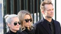 La justice française s'estime compétente pour juger le litige sur l'héritage de Johnny Hallyday.