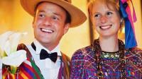Alex et Lisa ont notamment renouvelé leurs voeux au Guatemala.